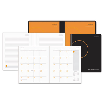 At-A-Glance Plan. Write. Remember. Academic Monthly Planner, 9 1/8 x 10 15/16, WE, 2019-2020 AAG70620605