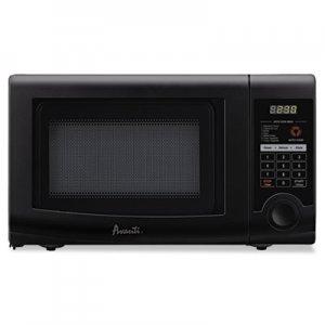 Avanti 0.7 Cubic Foot Capacity Microwave Oven, 700 Watts, Black AVAMO7192TB MO7192TB