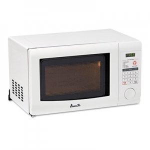 Avanti 0.7 Cubic Foot Capacity Microwave Oven, 700 Watts, White AVAMO7191TW MO7191TW