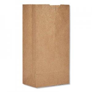 """Genpak Grocery Paper Bags, 5"""" x 9.75"""", Kraft, 500 Bags BAGGK4500 18404"""
