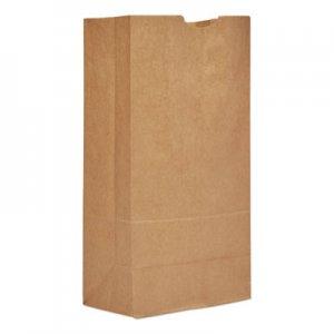 """Genpak Grocery Paper Bags, 8.25"""" x 16.13"""", Kraft, 500 Bags BAGGK20500 18420"""