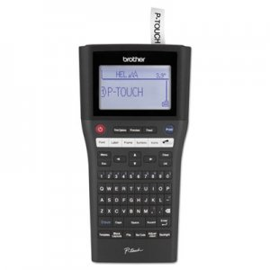 Brother P-Touch PT-H500LI Label Maker with Li-ion Battery and PC Connectivity BRTPTH500LI PTH500LI