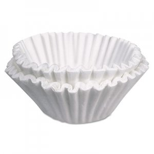 BUNN Commercial Coffee Filters, 10 Gallon Urn Style, 250/Pack BUN10GAL23X9 20113.0000