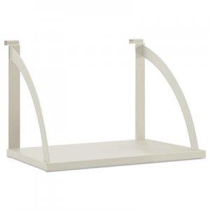 HON VersA Panel System Hanging Shelf, 24w x 12.75d, Gray BSXVSH24GYGY HBV-VSH24.Q
