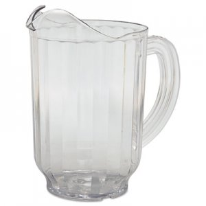 Carlisle VersaPour Pitcher, 60oz, Clear CFS554007 554007