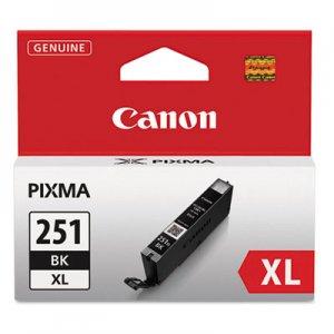 Canon ChromaLife100+ High-Yield Ink, Black CNM6448B001 6448B001