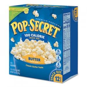 Pop Secret Microwave Popcorn, Butter, 1.2 oz Bags, 10/Box DFD27182 112479