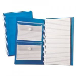 Oxford Index Card Notebook, Ruled, 3 x 5, White, 150 Cards per Notebook OXF40288 40288