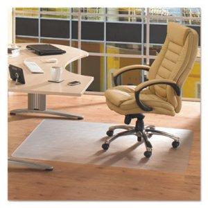 Floortex Cleartex Advantagemat Phthalate Free PVC Chair Mat for Hard Floors, 53 x 45 FLRPF1213425EV PF1213425EV