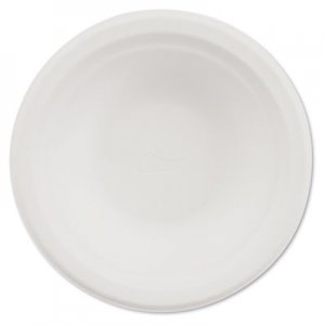 Chinet Classic Paper Bowl, 12oz, White, 125/Pack HUH21230PK 21230