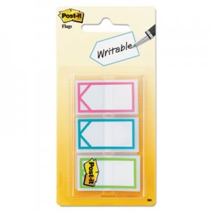 """Post-it Flags Arrow 1"""" Page Flags, Three Assorted Bright Colors, 60/Pack MMM682ARROW 682-ARROW"""