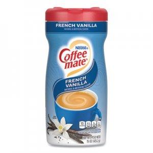 Coffee-mate French Vanilla Creamer Powder, 15oz Plastic Bottle NES35775 000500000357758