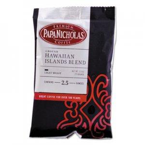 PapaNicholas Coffee Premium Coffee, Hawaiian Islands Blend, 18/Carton PCO25181 25181