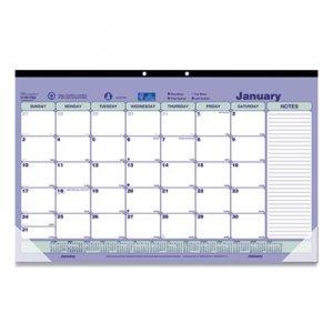 Brownline Monthly Desk Pad Calendar, 17 3/4 x 10 7/8, 2020 REDC181700 C181700
