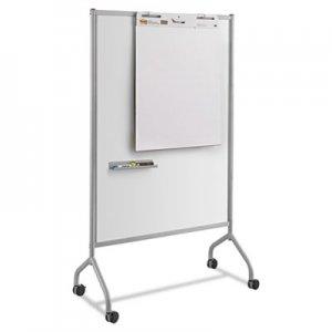 Safco Impromptu Magnetic Whiteboard Collaboration Screen, 42w x 21 1/2d x 72h, Gray SAF8511GR 8511GR