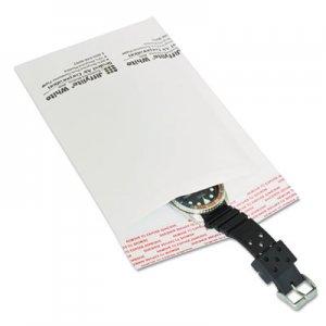 Sealed Air Jiffylite Self Seal Mailer, #0, 6 x 10, White SEL55839 100730768