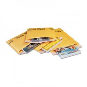 Sealed Air Jiffylite Self Seal Mailer, 10 1/2 x 16, Golden Brown SEL55536 100729778