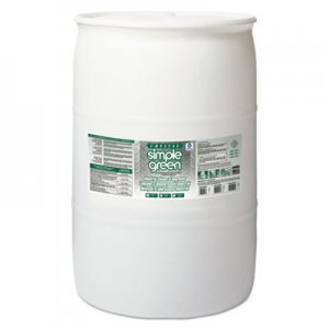 Simple Green Crystal Industrial Cleaner/Degreaser, 55gal Drum SMP19055 0600000119055