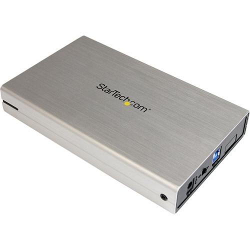 "StarTech.com 3.5"" USB 3.0 SATA III HDD Enclosure S3510SMU33"