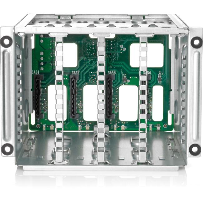 HP 5U 8 Small Form Factor (SFF) Hot Plug Drive Cage Kit 659484-B21