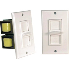 PyleHome Wall Mount Impedance Matching Vertical Sliding Volume Control PVC2