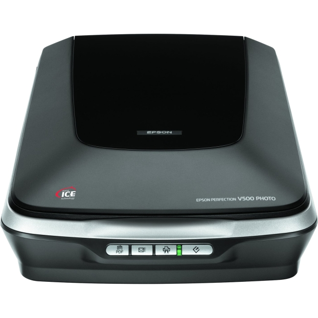 Epson Perfection Photo Color Scanner B11B210201 V550