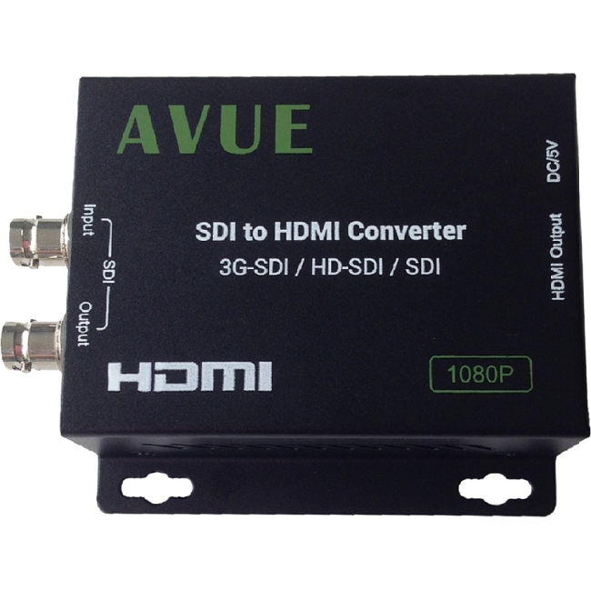 Avue SDI to HDMI Converter SDH-R01