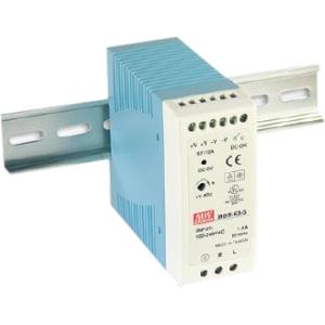 B+B 60W Single Output Industrial DIN Rail Power Supply MDR-60-24