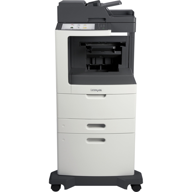 Lexmark Multifunction Laser Printer 24T7441 MX812DXPE