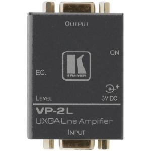 Kramer 1:1 Computer Graphics Video Line Amplifier VP-2L