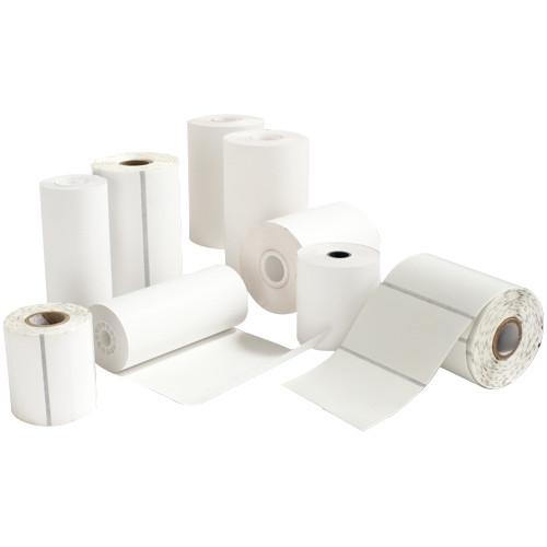 """Printek FieldPro 4"""" Receipt Paper Roll Prem Grd, 36 pk 91870"""