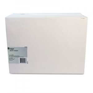 Troy 90A Compatible MICR Toner Secure, 10,000 Page-Yield, Black TRS0281350001 02-81350-001
