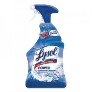 LYSOL Brand Disinfectant Bathroom Cleaners, Liquid, 32oz Bottle RAC02699 19200-02699