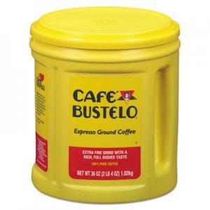 Caf Bustelo CafA Bustelo, Espresso, 36 oz FOL00055 7447100055