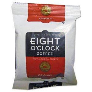 Eight O'Clock Original Ground Coffee Fraction Packs, 1.5 oz, 42/Carton EIG320820 COF320820