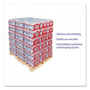 Crystal Geyser Alpine Spring Water, 16.9 oz Bottle, 35/Case, 54 Cases/Pallet CGW35001 35001 8