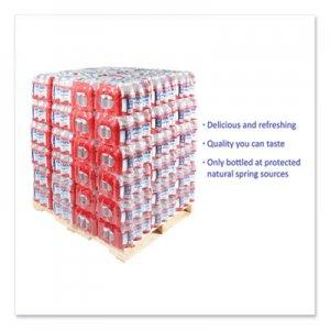 Crystal Geyser Alpine Spring Water, 16.9 oz Bottle, 24/Case, 84 Cases/Pallet CGW24514 24514 7