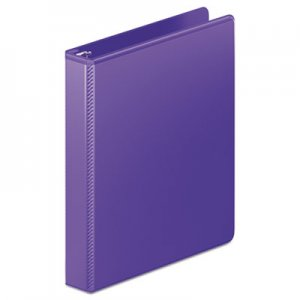"Wilson Jones Heavy-Duty D-Ring View Binder with Extra-Durable Hinge, 3 Rings, 1"" Capacity, 11 x 8.5"