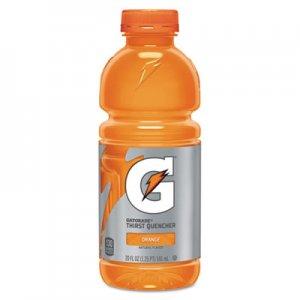 Gatorade G-Series Perform 02 Thirst Quencher, Orange, 20 oz Bottle, 24/Carton QKR28674 052000328677