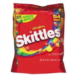 Skittles Bite Size Chewy Candies, 54oz Bag SKT24552 WMW24552