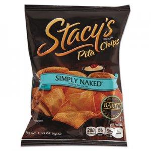 Stacy's Pita Chips, 1.5 oz Bag, Original, 24/Carton LAY52546 028400525466