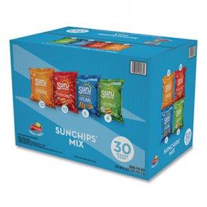 SunChips Variety Mix, 1.5 oz Bags, 30 Bags per Box LAY67652 67652