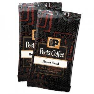 Peet's Coffee & Tea Coffee Portion Packs, House Blend, 2.5 oz Frack Pack, 18/Box PEE504915 504915