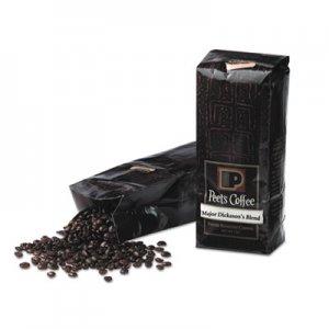 Peet's Coffee & Tea Bulk Coffee, Major Dickason's Blend, Whole Bean, 1 lb Bag PEE500705 500705