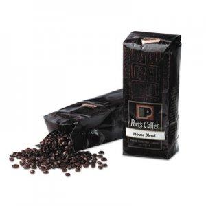 Peet's Coffee & Tea Bulk Coffee, House Blend, Whole Bean, 1 lb Bag PEE500350 500350
