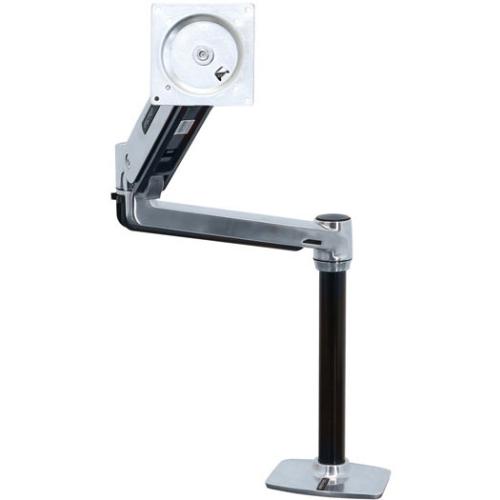 Ergotron LX HD Sit-Stand Desk Mount LCD Arm 45-384-026