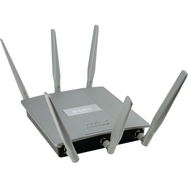 D-Link AirPremier AC1750 Concurrent Dual Band PoE Access Point DAP-2695