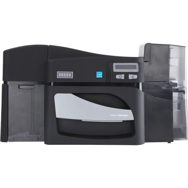 Fargo ID Card Printer / Encoder Dual Sided 055500 DTC4500E