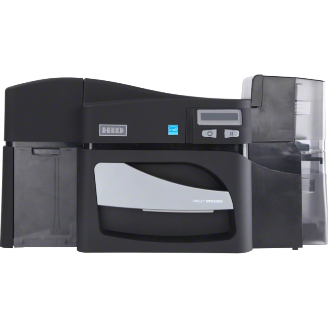 Fargo ID Card Printer / Encoder Dual Sided 055100 DTC4500E