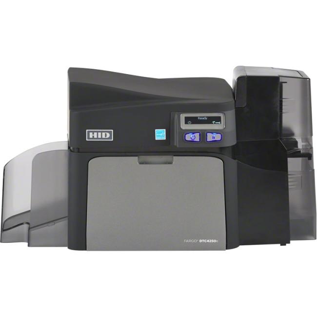 Fargo ID Card Printer/Encoder Single Sided 052000 DTC4250e